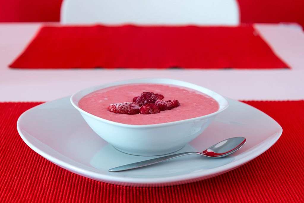 Früchtejoghurt