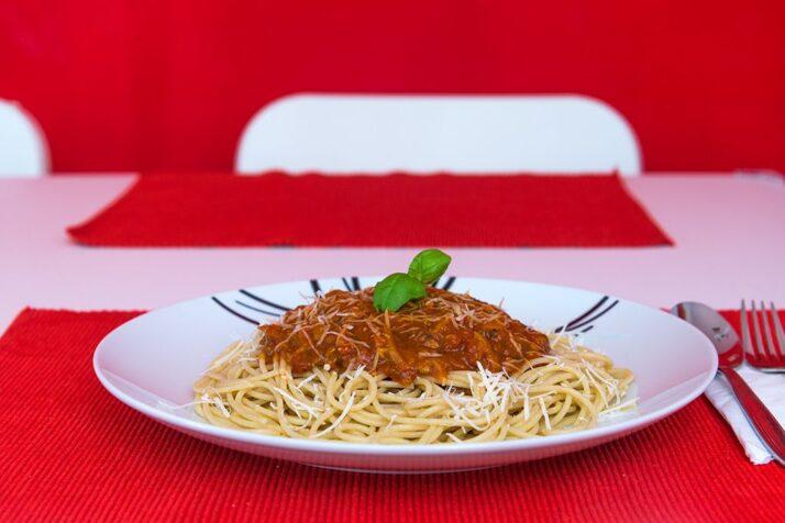 Spaghetti alla Verdura