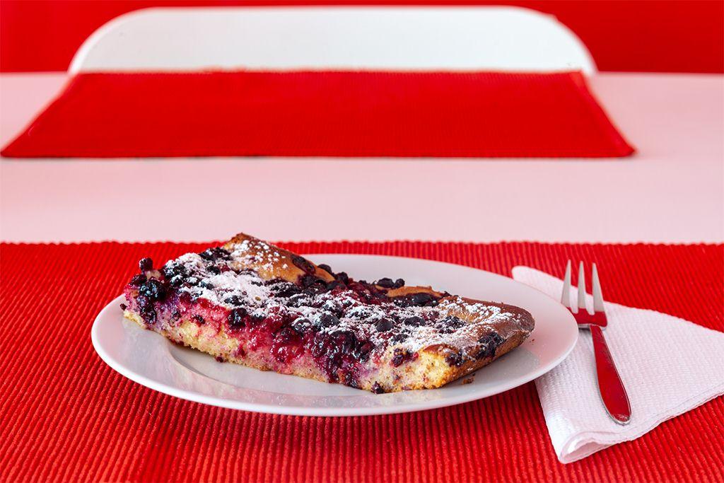 Waldbeeren Kuchen