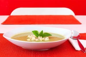 Read more about the article Broccolicremesuppe